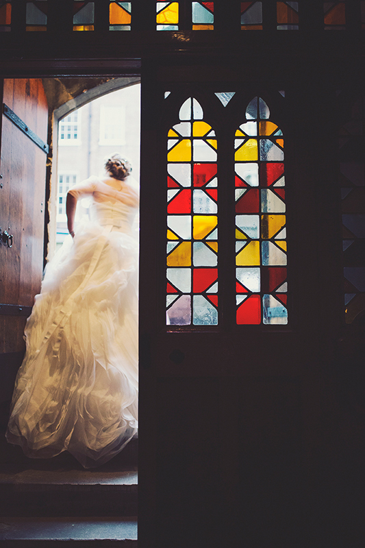 Wedding Photography Creative Wedding Reportage The Crypt London Bleeding Heart