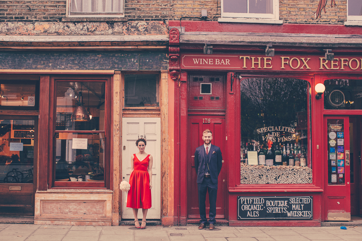 Creative Reportage Hackney Wedding Photography London by Miss Gen Photography