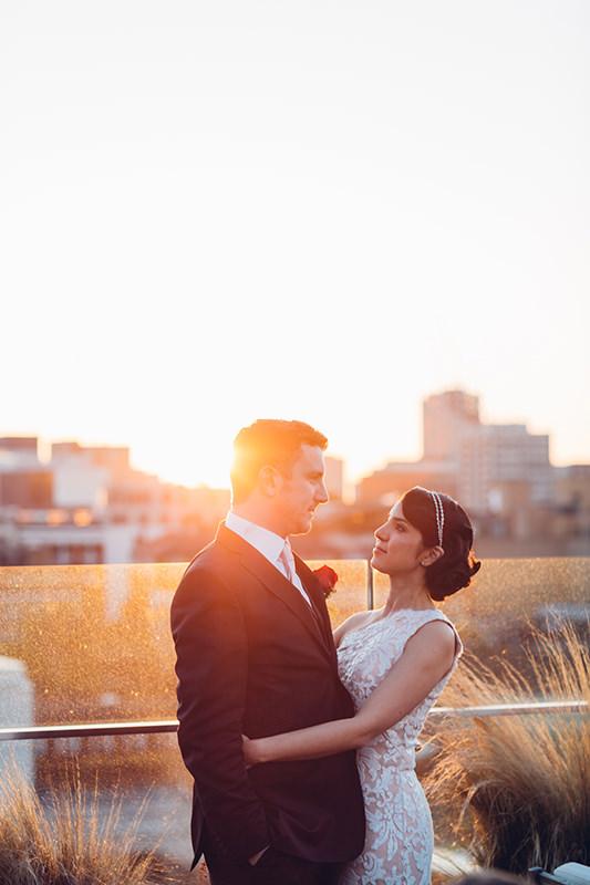 sunset-wedding-london
