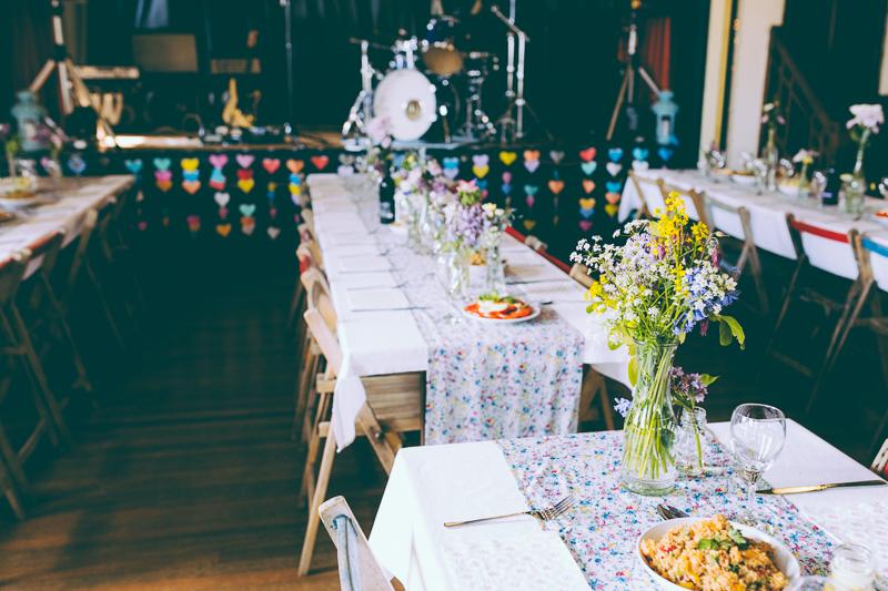 DIY village hall decorationshelp please!  wedding