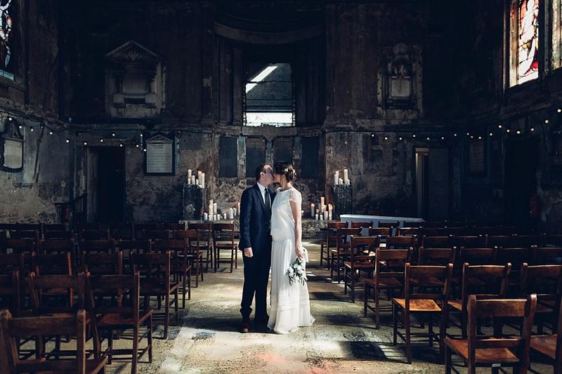 East dulwich wedding