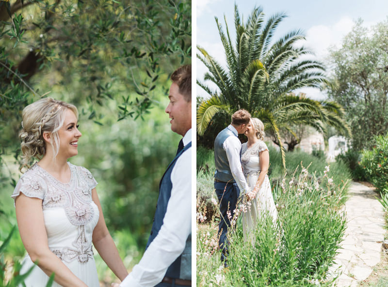 natural beautiful wedding photos
