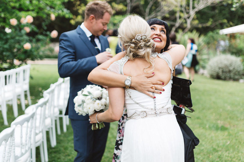 real emotional wedding photography