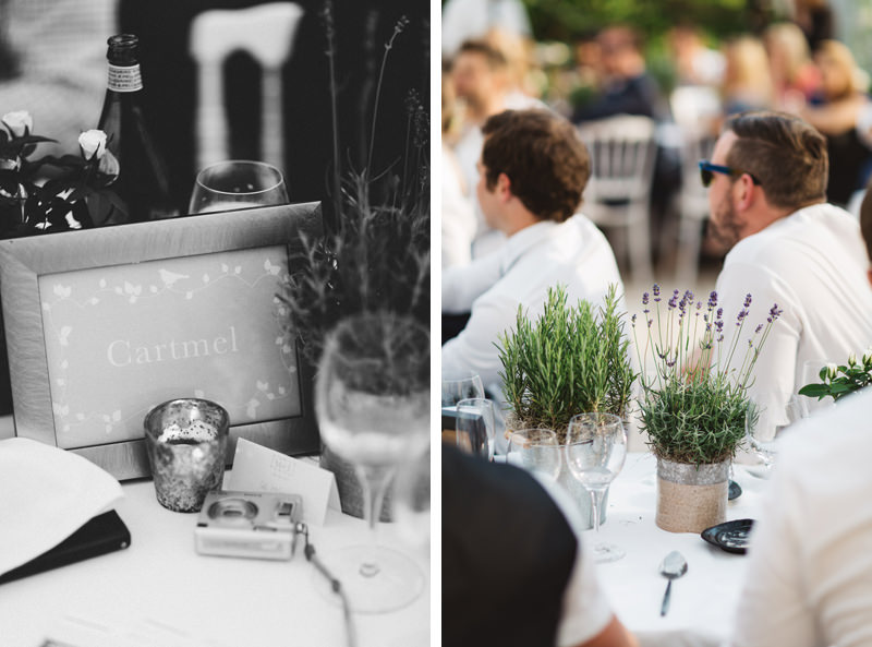 Lavender inspired wedding in provence