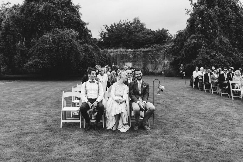 reportage wedding photographer england