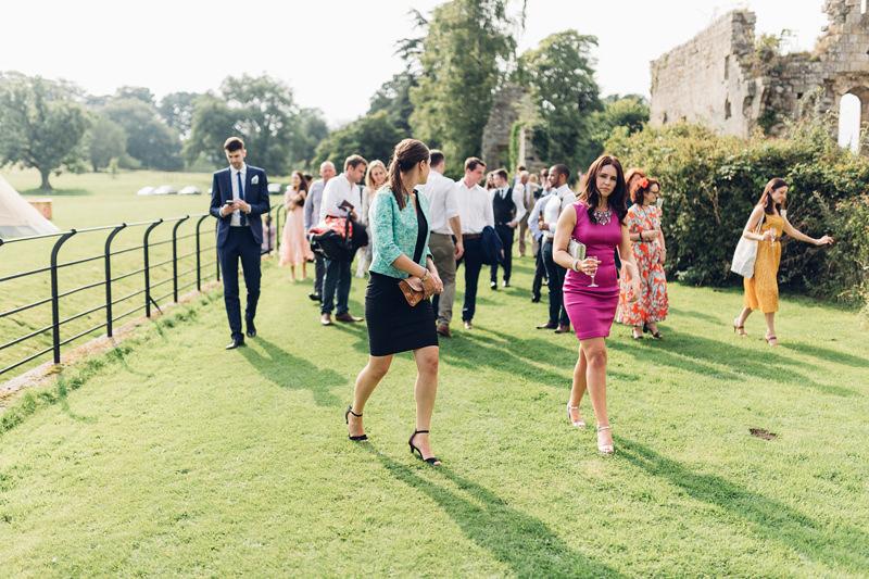 jervaulx abbey wedding