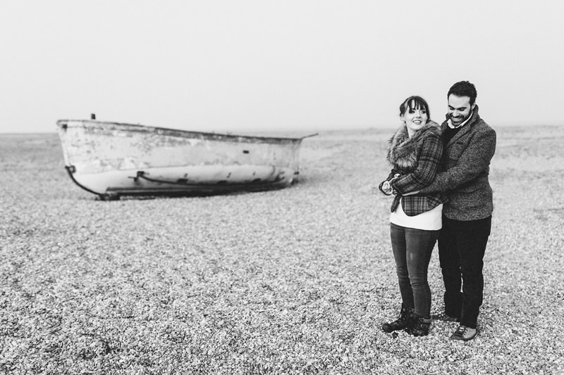 dungeness engagement