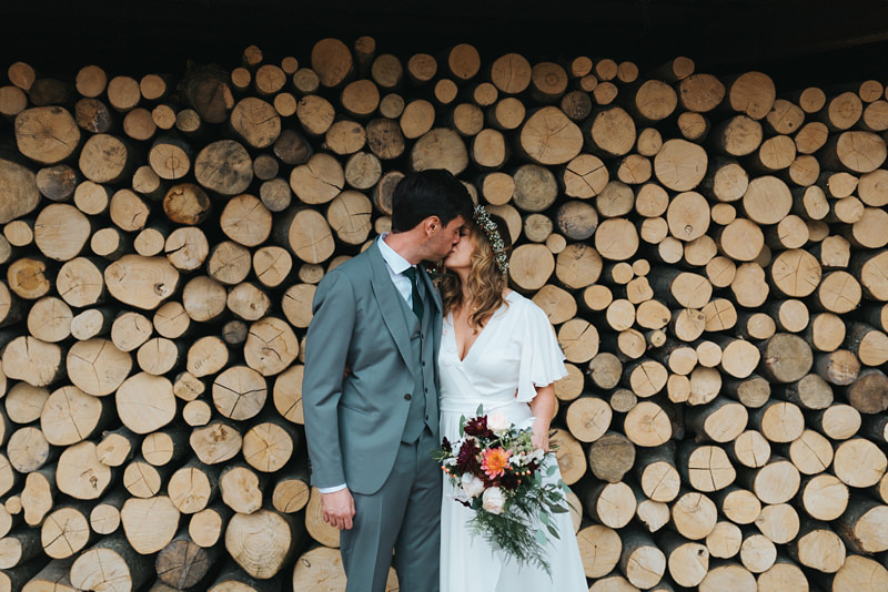 woodland wedding photographer missgen