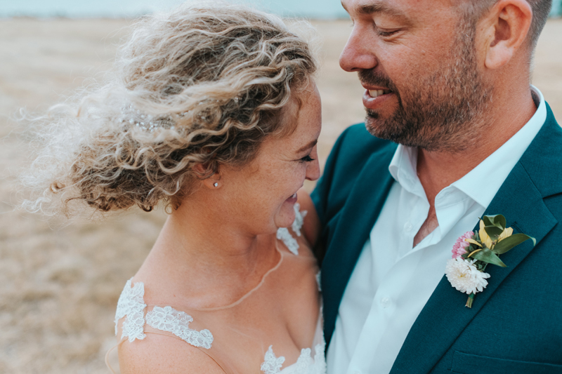 natural bride and groom photos by alternative wedding photographer in new zealand miss gen