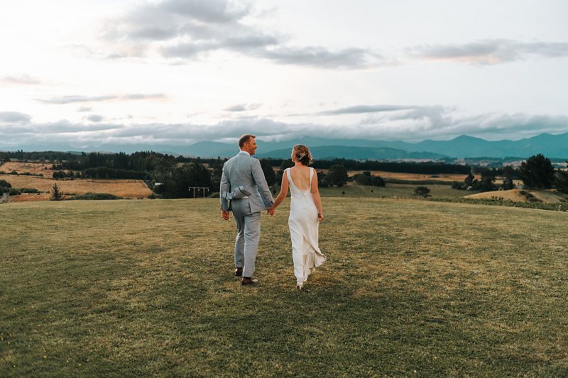 alternative wedding photographer new zealand