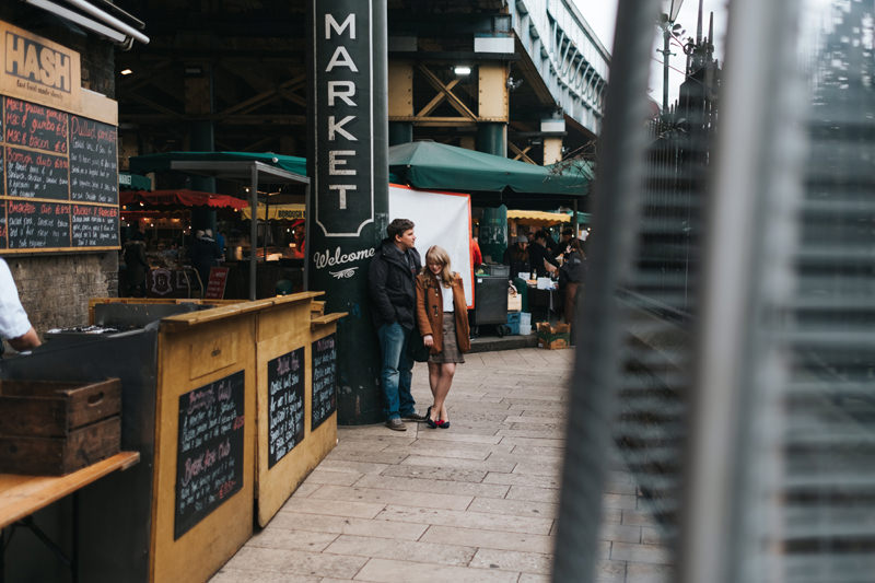 borough market engagement
