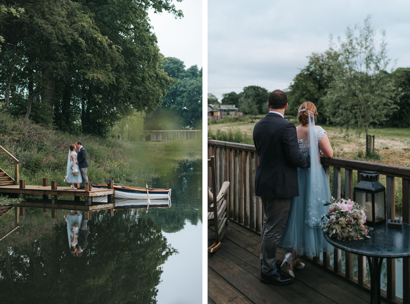 bride and groom portraits at soho farmhouse by wedding photographer miss gen