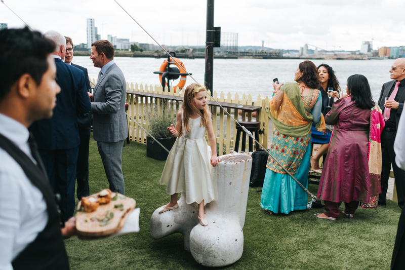 docklands wedding photographer