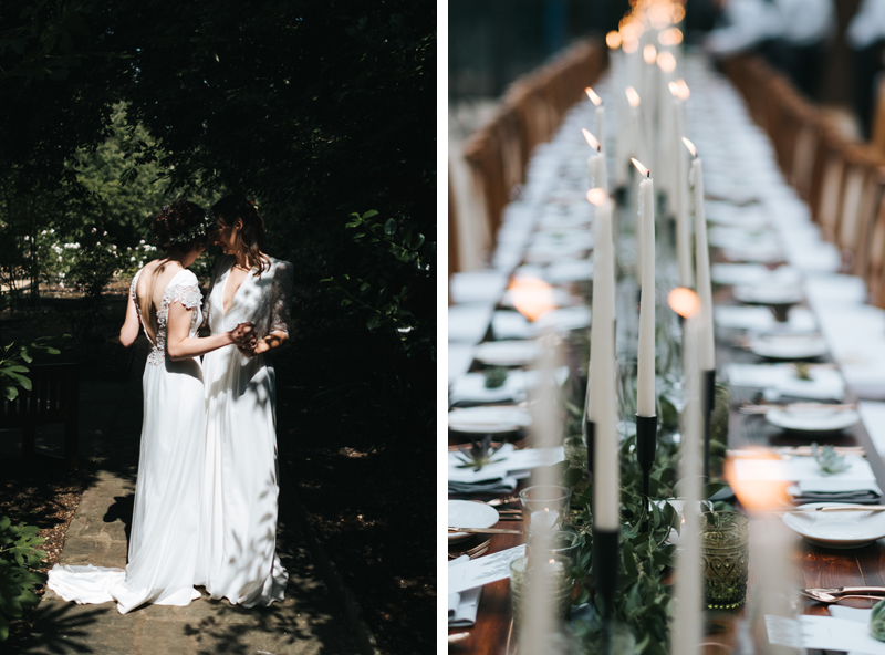 beautiful modern wedding photography by Miss Gen
