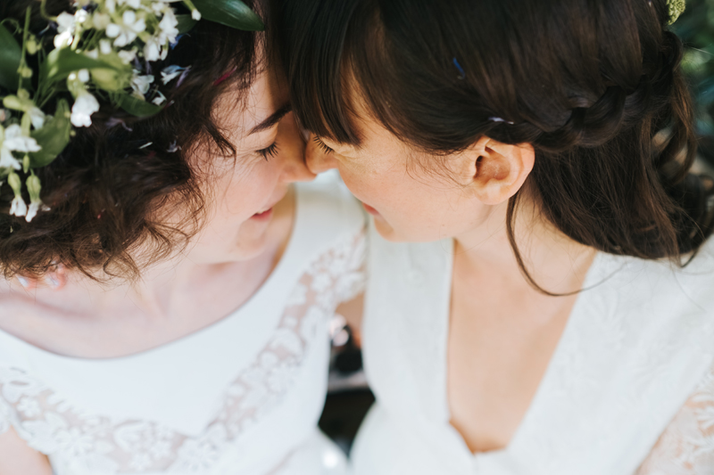 real, emotional, natural documentary wedding photos by Miss Gen