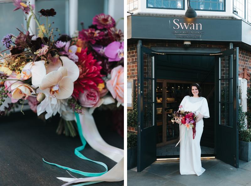 modern london wedding photographer