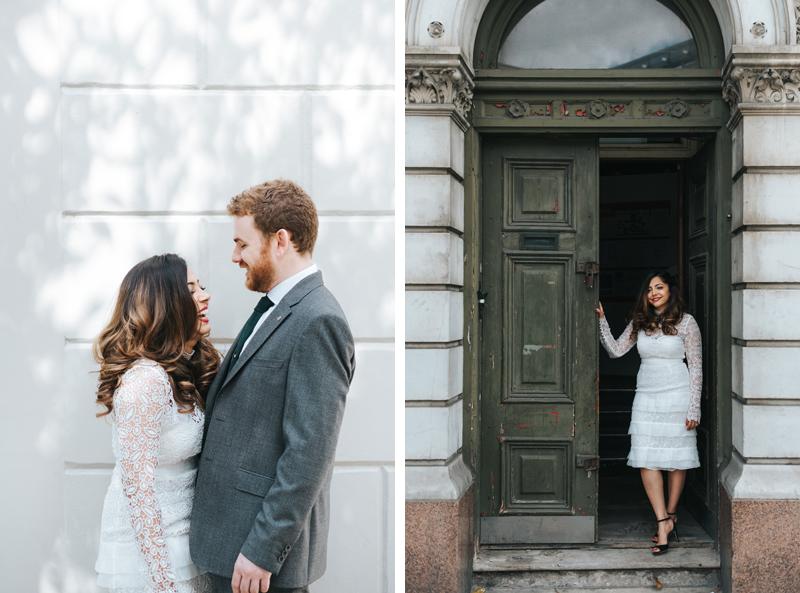 modern clerkenwell elopement