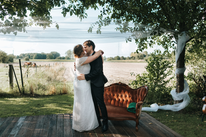 backyard wedding belgium