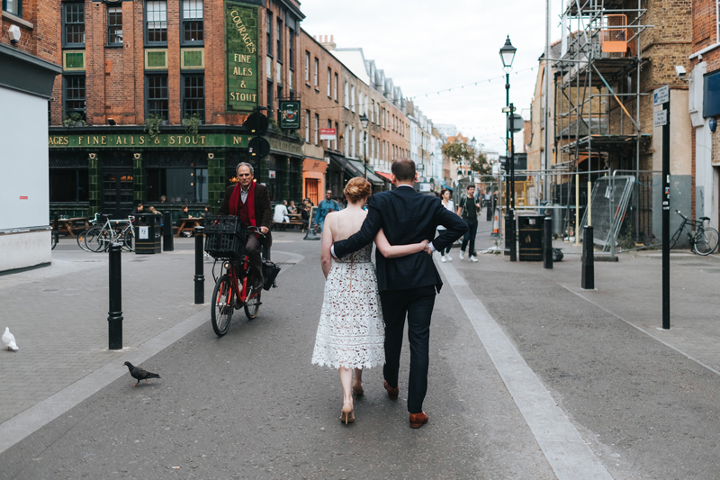 east london elopement