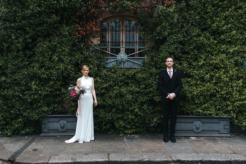 chelsea london elopement