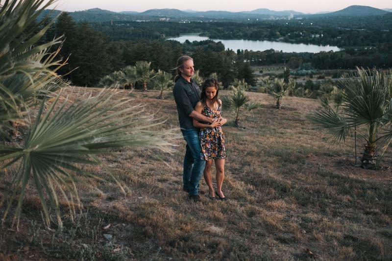 canberra arboretum wedding photographer