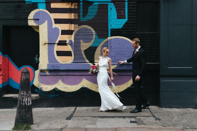 shoreditch wedding photographer