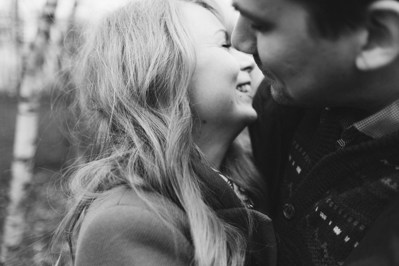 beautiful engagement