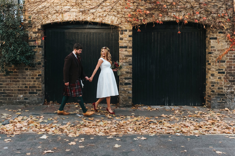 islington elopement photographer