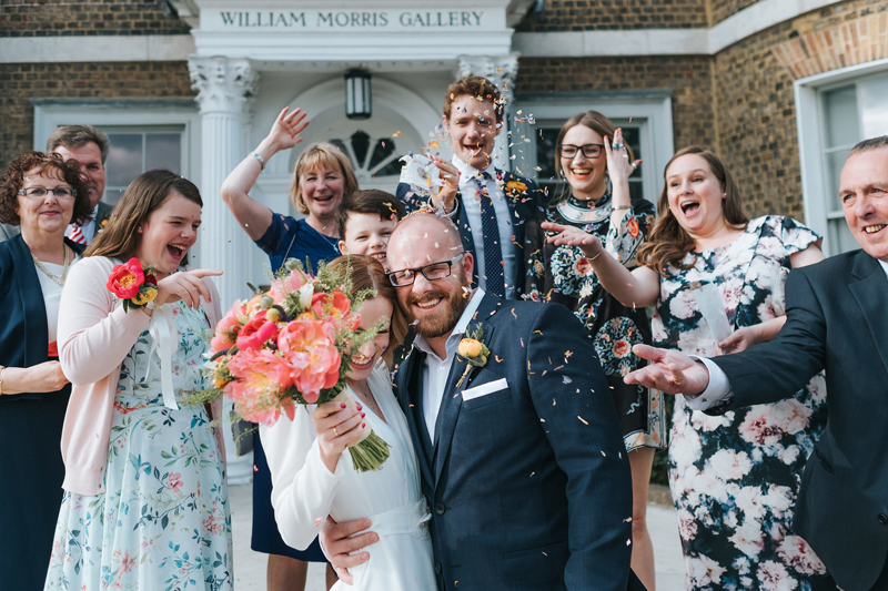 william morris gallery walthamstow wedding