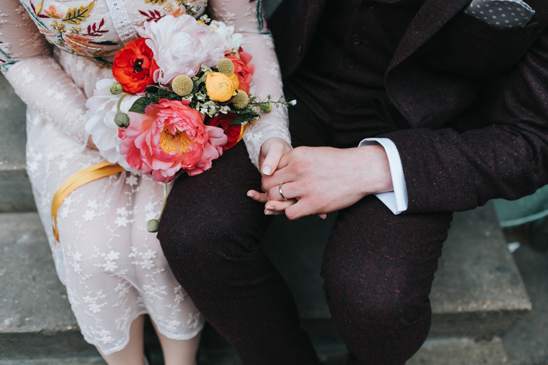 hackney elopement photographer