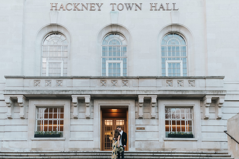 hackney town hall elopement