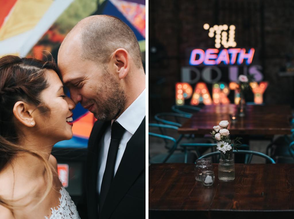 alternative wedding photographer 1