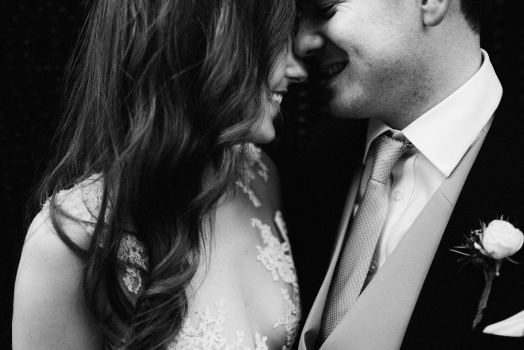 intimate hampstead wedding