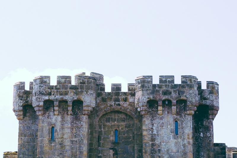 Bodiam Castle in East Sussex England
