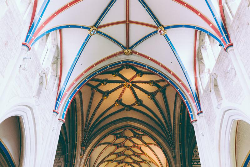 Ottery St Mary Church