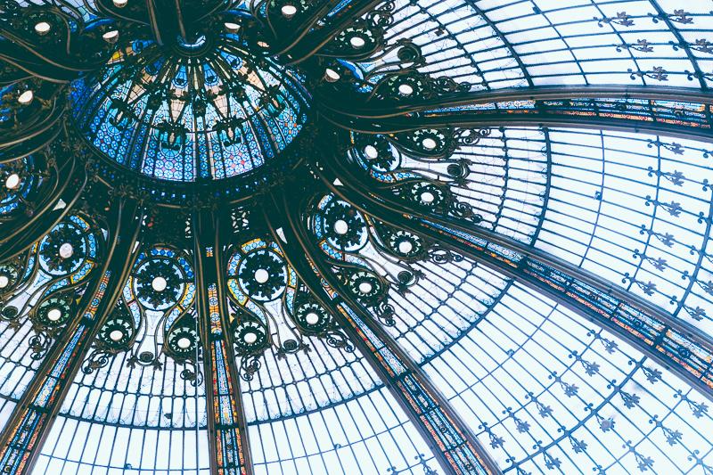 Galleries La Fayette Paris