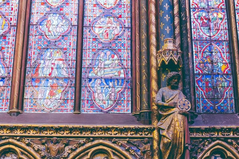 Sainte-Chapelle Paris