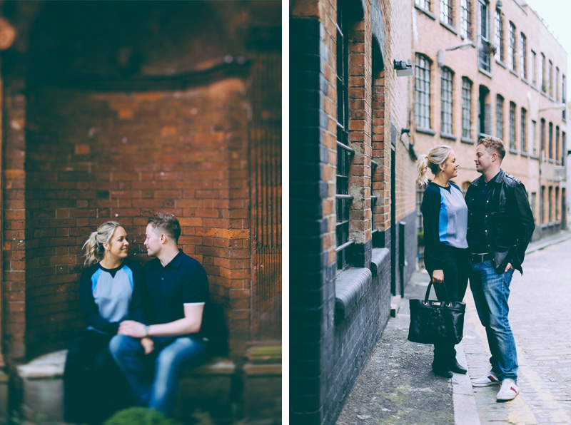 London engagement photography by Miss Gen Photography. London wedding photographer