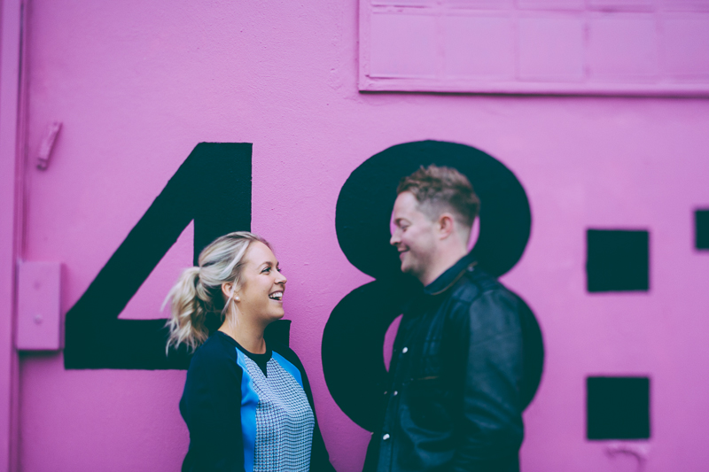 London engagement photography at the Geffrye Museum by Miss Gen Photography. London wedding photographer