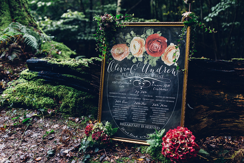 wedding stationery by Gray Starling