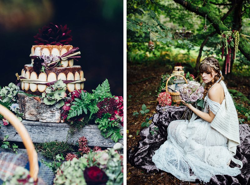 wedding elopement picnic