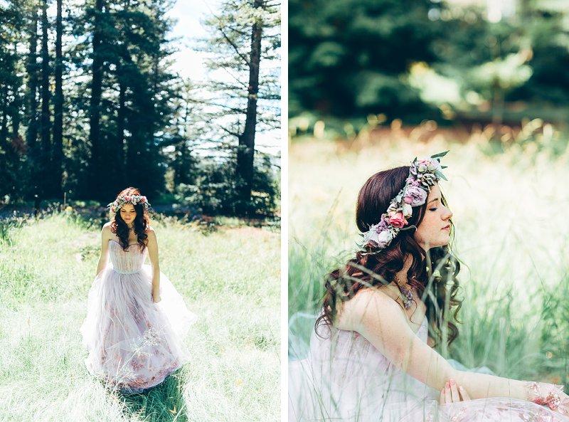 Beautiful Boho Bridal Inspiration shoot in Canberra Australia
