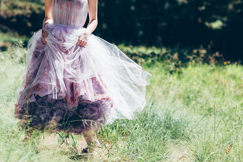woodland wedding in canberra