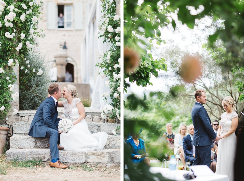 Provence, France wedding photographer - Miss Gen
