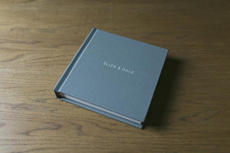 Beautiful Modern Fine Art Wedding Album Miss Gen Photography