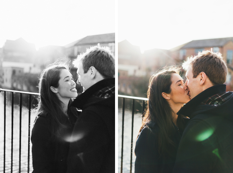 natural london engagement photography