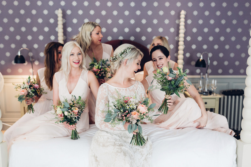 cute bridesmaids photo