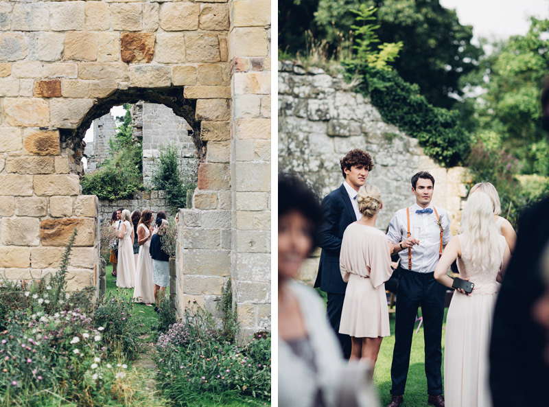 jervaulx abbey wedding photographer yorkshire
