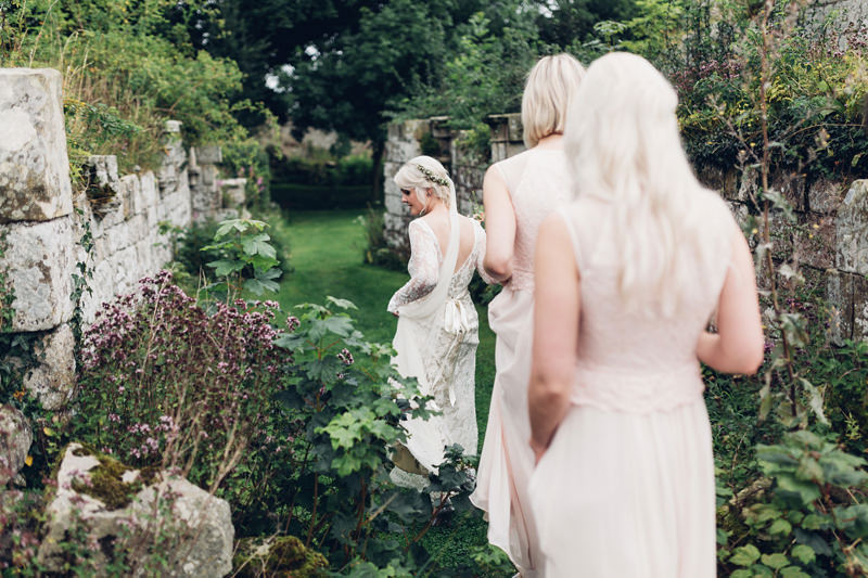 beautiful boho wedding photography