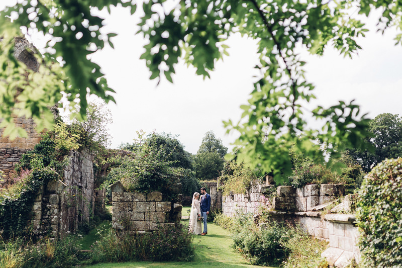 jervaulx abbey wedding photographer